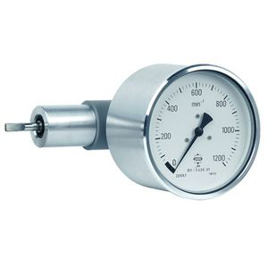 eddy current tachometer / in-line / analog / robust