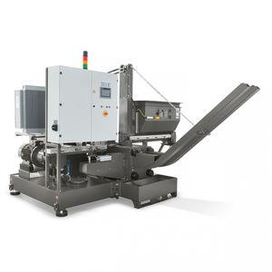chip briquette press / for cylindrical briquettes / for rectangular briquettes
