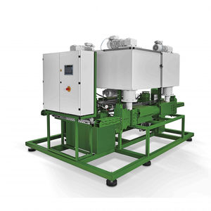 wood chips briquetting presse