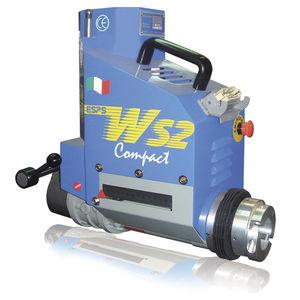 welding portable line boring machine