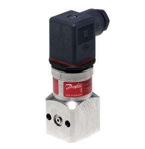 relative pressure transmitter / absolute / analog / compact