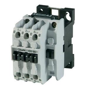 power contactor / DC / AC / DIN rail