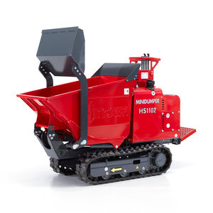 tracked mini dumper