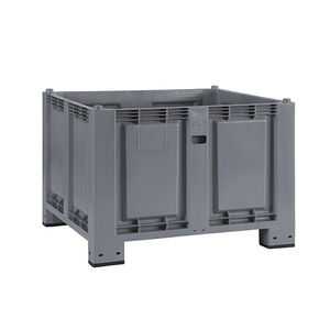 HDPE pallet box / storage / transport / industrial