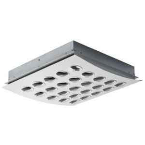 ceiling-mounted air diffuser / nozzle