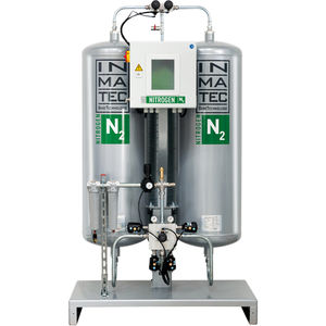 enclosed nitrogen generator / pure / ultra high-purity / high-purity