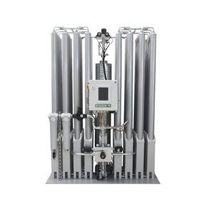 pure nitrogen gas generator / high-purity / ultra high-purity / laboratory