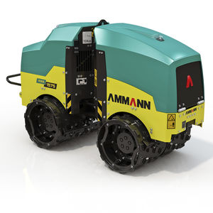 trench compactor road roller