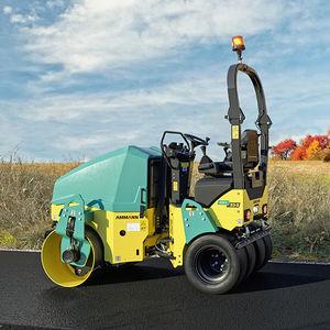combination road roller