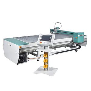 plasma cutting table / for steel / electric