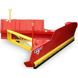 skid steer loader dozer blade