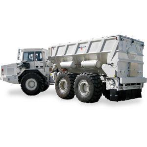 truck-mounted binder sprayer