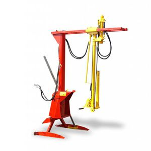 hydraulic pile-driving hammer