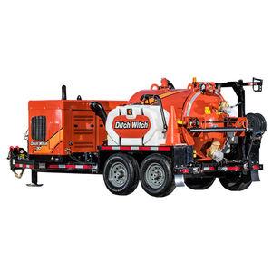 hazardous waste suction excavator