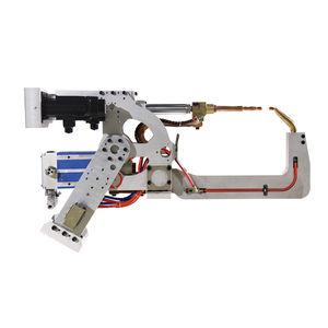 robotic spot welding clamp