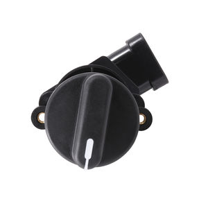 selector knob switch / non-contact / Hall effect / IP67