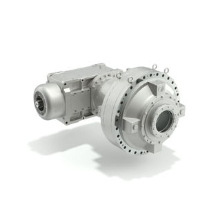 combined gear reducer