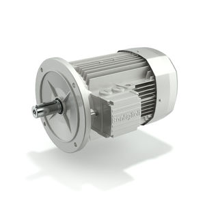 high-efficiency motor / three-phase / asynchronous / with DC brake
