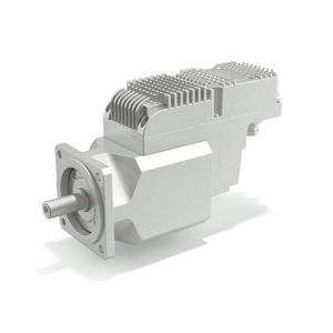 integrated-drive servomotor / DC / synchronous / CANopen communication
