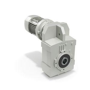 parallel-shaft gearmotor