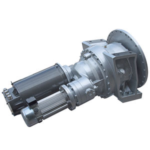 DC gear-motor / parallel-shaft / > 10 kNm / for mixers
