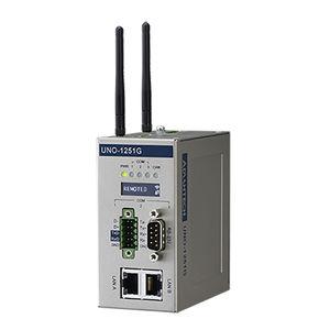DIN rail gateway / industrial / WiFi / CAN