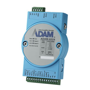 remote output module / analog / Ethernet / Modbus/TCP