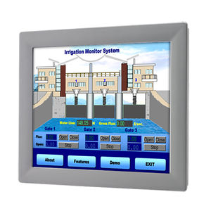 LCD monitor / resistive touch screen / LED backlight / 21.5