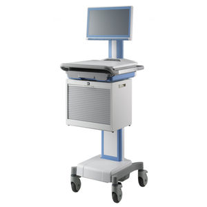 workstation for medical applications / data / mobile
