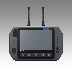 terminal with touch screen / mobile / Intel® Atom E3826 / color LCD