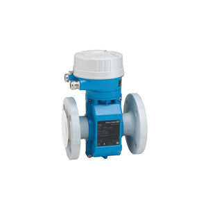 electromagnetic flow meter / for liquids / ultra-compact / economical