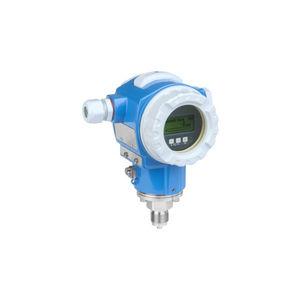 absolute pressure transmitter / ceramic / capacitive / digital