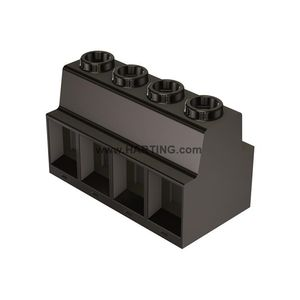 screw connection terminal block / spring cage connection / for printed circuit boards / SMT