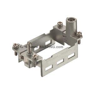 data connector / electrical power supply / rectangular / terminal block