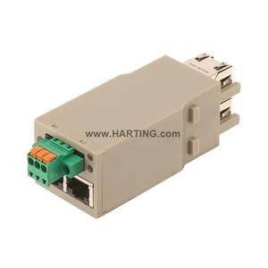 smart ethernet switch / 10 ports / modular