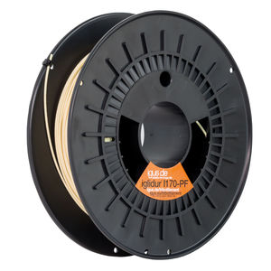 3D printer tribo-filament / 1,75 mm / 3,00 / abrasion-resistant