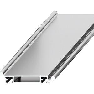 double rail / slide / aluminum / roller