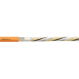 hybrid electrical cable