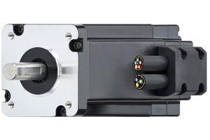 DC electromotor / brushless / 48V / NEMA 17