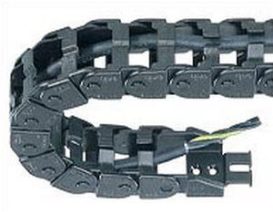 open drag chain / polyamide / slip / simple installation
