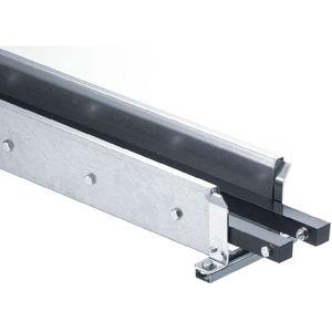 guide rail / assembly / slide / steel