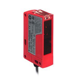 safety light barrier / single-beam / IP67 / IP69K