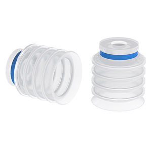 bellows suction cup