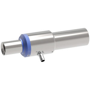 air ejector / multi-stage / compact / stainless steel