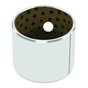 polymer plain bearing / metal / resin / grease lubricated