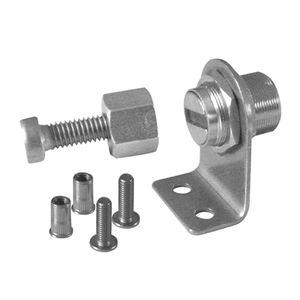 swing door magnetic latch