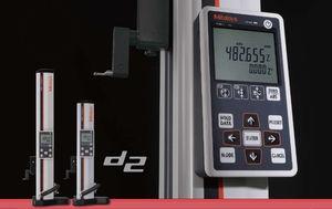 digital display height gauge