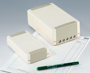 wall-mount enclosure / compact / plastic / custom