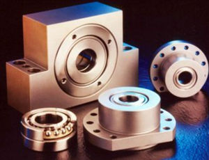 flange bearing unit / cartridge / solid-block / ball