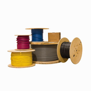 data electrical cable / shielded / multi-conductor / aluminum